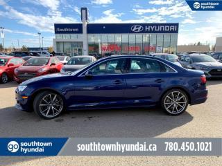 Used 2018 Audi A4 Sedan TECHNIK/S-LINE/NAVI/LEATHER/ROOF for sale in Edmonton, AB