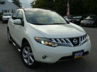 Used 2010 Nissan Murano SL for sale in Ajax, ON