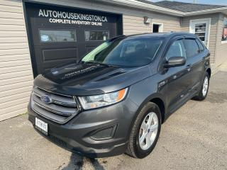 Used 2017 Ford Edge SE for sale in Kingston, ON