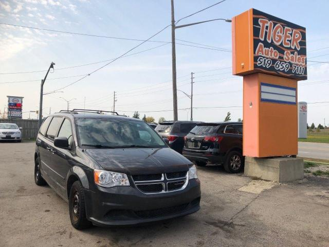2012 Dodge Grand Caravan SXT*STOWNGO*ONLY 164KMS*CERTIFIED