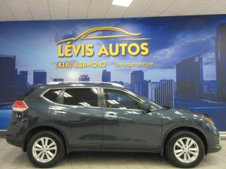Used 2016 Nissan Rogue SV AWD GPS TOIT PANO CAMERA 360+RECUL TO for sale in Lévis, QC