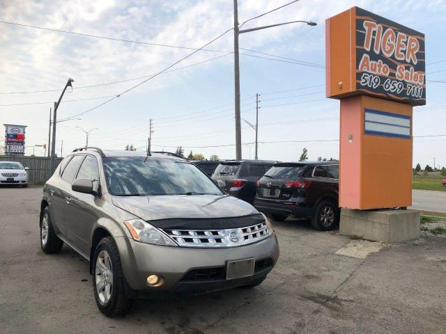 2004 Nissan Murano SL*V6*AWD*ALLOYS*AS IS SPECIAL