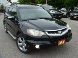 Used 2008 Acura RDX Tech Pkg for sale in Ajax, ON