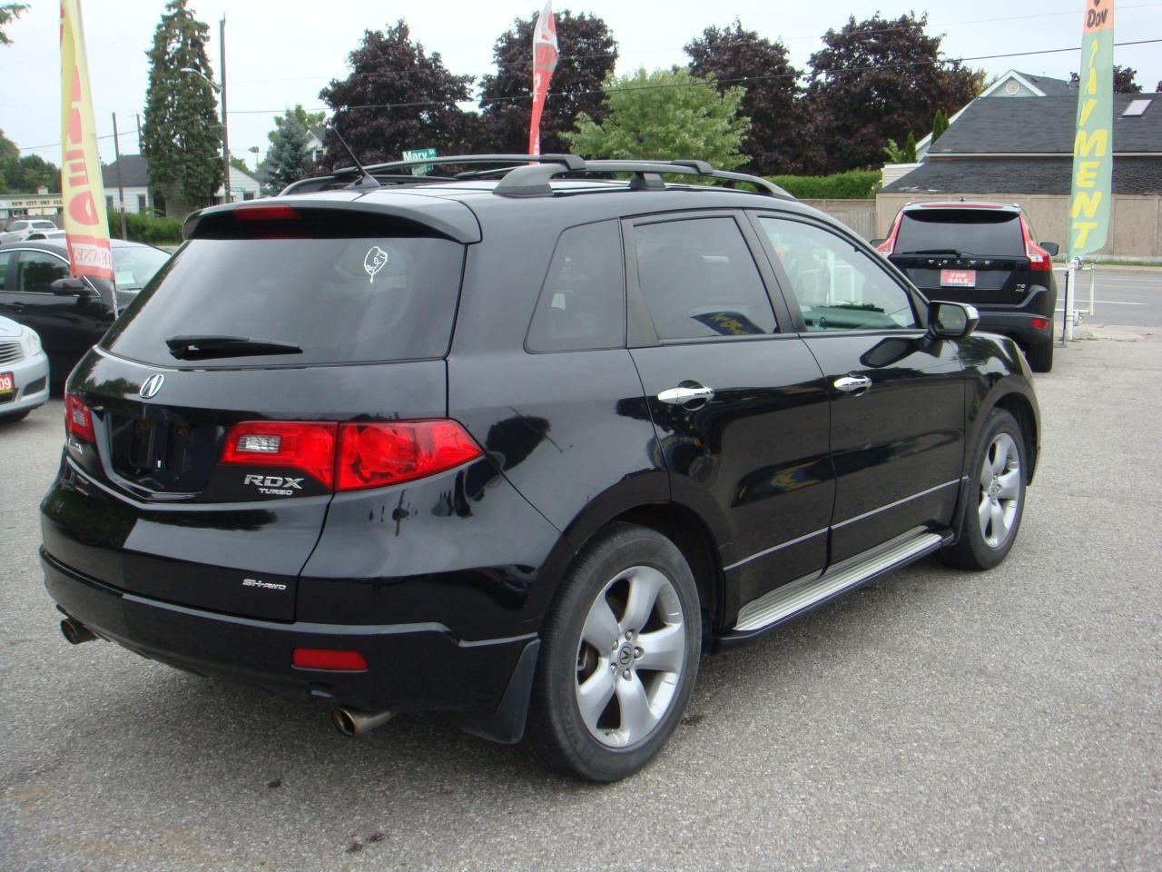 2008 Acura RDX