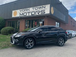 Used 2016 Lexus RX 350 Premium/AWD/Nav/RCam/SunRoof/BSM/LDA/1Owner/NoAcc for sale in North York, ON