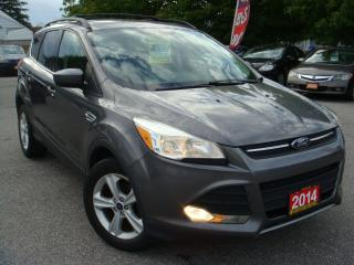 Used 2014 Ford Escape SE for sale in Ajax, ON