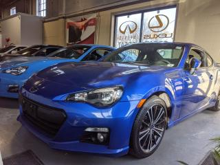 Used 2016 Subaru BRZ 2dr Cpe Man Sport-tech/Nav/RCam/H.Seats/Bluetooth for sale in North York, ON