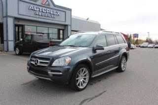 Used 2012 Mercedes-Benz GL-Class GL 350 BlueTec for sale in Calgary, AB