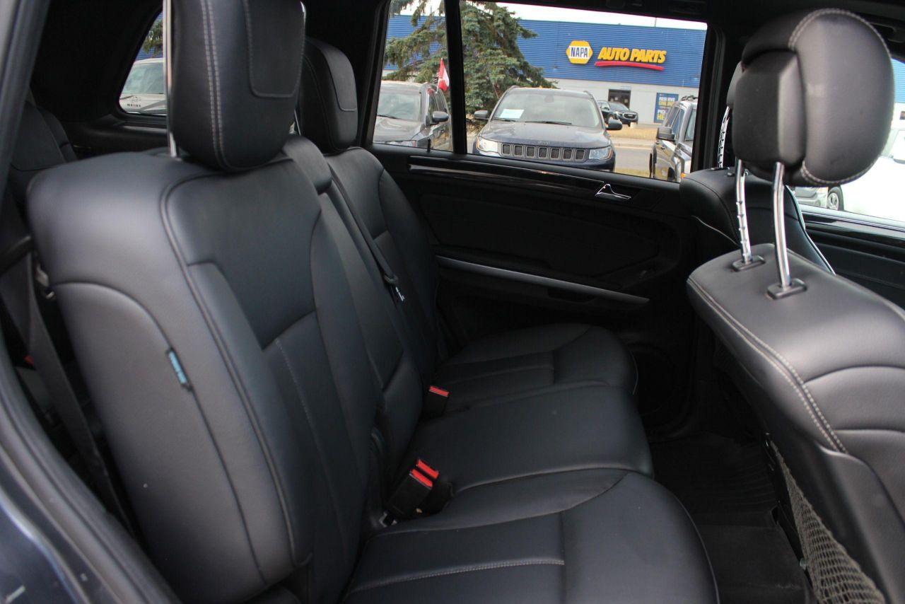 2012 Mercedes-Benz GL-Class