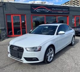 Used 2013 Audi A4 PREMIUM PLUS for sale in Scarborough, ON