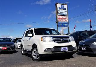 Used 2012 Honda Pilot No Accident | One Owner| AWD| EX-L| 7 Seater for sale in Brampton, ON