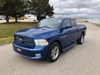 Used 2010 Dodge Ram 1500 Sport for sale in Cambridge, ON