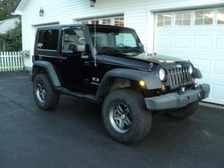 Used 2007 Jeep Wrangler SPORT for sale in Truro, NS