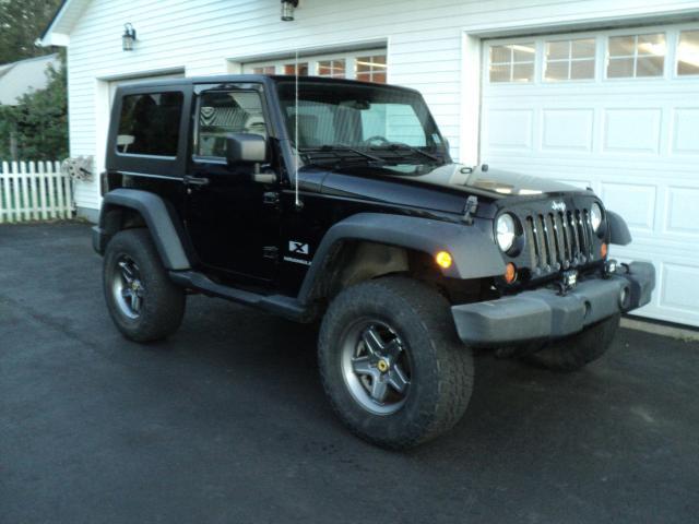 2007 Jeep Wrangler SPORT
