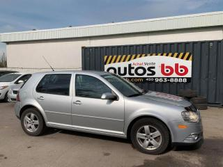 Used 2009 Volkswagen Golf for sale in Laval, QC
