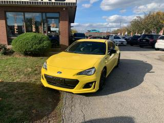 Used 2017 Subaru BRZ Inazuma Edition/Man/Sport-tech/Nav/RCam/H.Seats for sale in North York, ON