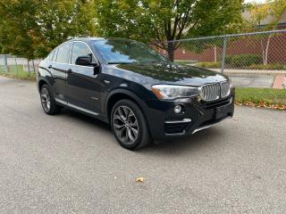Used 2015 BMW X4 xDrive28i for sale in North York, ON