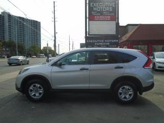 Used 2013 Honda CR-V LX/ AWD / SUPER CLEAN / REVERSE CAM / REMOTE START for sale in Scarborough, ON