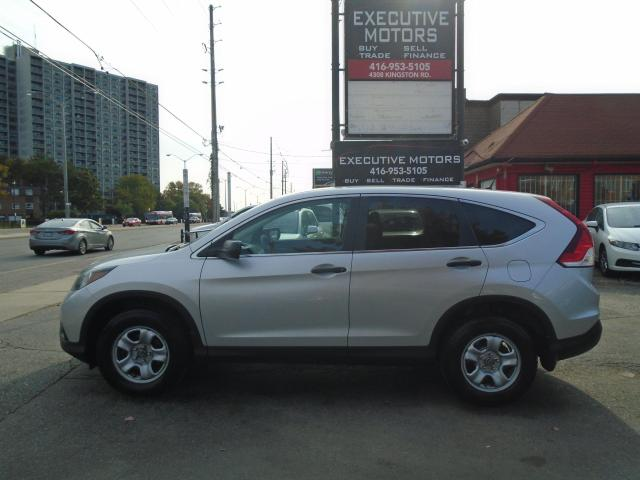 2013 Honda CR-V LX/ AWD / SUPER CLEAN / REVERSE CAM / REMOTE START