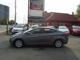 Used 2012 Hyundai Elantra GL / LOW KM / CERTIFIED / A/C / HEATED SEATS /MINT for sale in Scarborough, ON