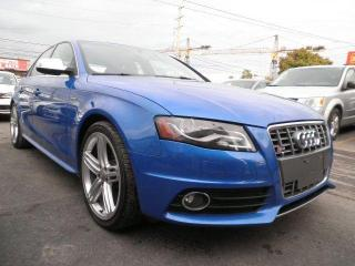 Used 2010 Audi S4 Premium for sale in Brampton, ON