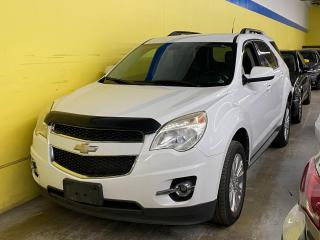 Used 2011 Chevrolet Equinox 2LT AWD Leather, 2 Years Warranty for sale in Vaughan, ON