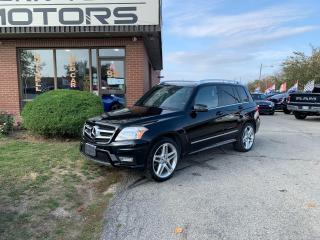Used 2012 Mercedes-Benz GLK-Class GLK350/AMG Pkg/PanoRoof/Nav/1Owner/NoAcc for sale in North York, ON