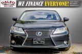 2014 Lexus ES 300 HYBRID / LEATHER / NAVI / SUNROOF / HEATED SEATS / Photo29