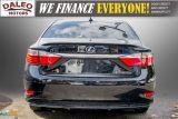 2014 Lexus ES 300 HYBRID / LEATHER / NAVI / SUNROOF / HEATED SEATS / Photo33