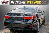 2014 Lexus ES 300 HYBRID / LEATHER / NAVI / SUNROOF / HEATED SEATS / Photo34