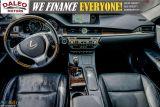 2014 Lexus ES 300 HYBRID / LEATHER / NAVI / SUNROOF / HEATED SEATS / Photo39