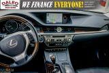2014 Lexus ES 300 HYBRID / LEATHER / NAVI / SUNROOF / HEATED SEATS / Photo41