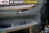 2014 Lexus ES 300 HYBRID / LEATHER / NAVI / SUNROOF / HEATED SEATS / Photo42