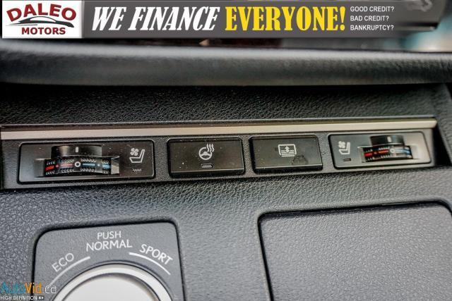 2014 Lexus ES 300 HYBRID / LEATHER / NAVI / SUNROOF / HEATED SEATS / Photo19