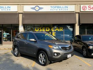 Used 2012 Kia Sorento EX AWD, Leather, B Cam, 2 Years Warranty for sale in Vaughan, ON