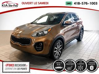 Used 2017 Kia Sportage * EX* AWD* CAMERA* BLUETOOTH* SIEGES CHA for sale in Québec, QC