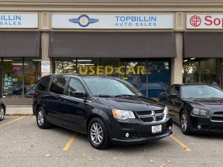 Used 2015 Dodge Grand Caravan SXT Premium Plus, Navi, Leather, DVD for sale in Vaughan, ON