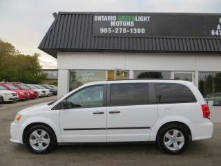 2015 Dodge Grand Caravan 7 PASSENGERS, ALLOYS, CERTIFIED