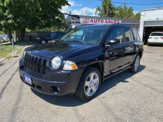 Used 2010 Jeep Compass NorthEdition/Automatic/Sunroof/Bluetooth/Certified for sale in Scarborough, ON