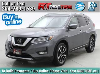 Used 2019 Nissan Rogue SL for sale in Winnipeg, MB