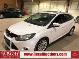 Photo of White 2012 Ford Focus