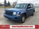 Photo of Blue 2007 Jeep Patriot