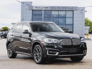 Used 2016 BMW X5 xDrive35i CLEAN CARFAX | NAV | ROOF | AWD for sale in Winnipeg, MB