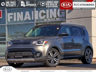 Used 2018 Kia Soul EX Tech | Cooled Seat | Navigation | Leather for sale in St Catharines, ON