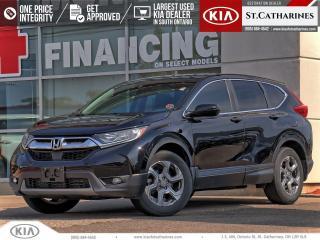 Used 2018 Honda CR-V EX AWD | SUNROOF | SMART CRUISE | HONDA SENSING for sale in St Catharines, ON