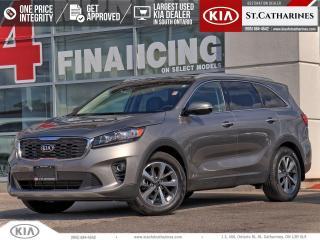 Used 2019 Kia Sorento EX Premium | LEATHER | POWER LIFTGATE | SENSOR for sale in St Catharines, ON