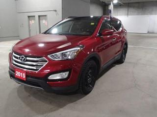 Used 2015 Hyundai Santa Fe Sport 2.0T LIMITED *** FREE WINTER TIRS & RIMS INC!!!*** for sale in Nepean, ON