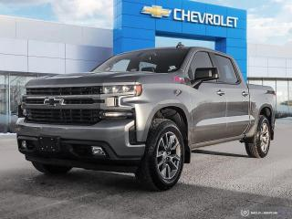 New 2021 Chevrolet Silverado 1500 RST Lease from 249+tax b/w for sale in Winnipeg, MB