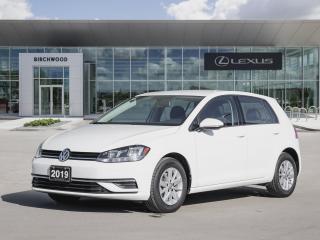 Used 2019 Volkswagen Golf Comfortline Low Kilometers! for sale in Winnipeg, MB
