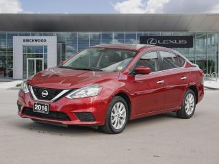 Used 2016 Nissan Sentra SV for sale in Winnipeg, MB